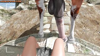 Lara with horse 2 episode 3