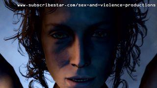 Lara with horse Episode 4 - Animopron